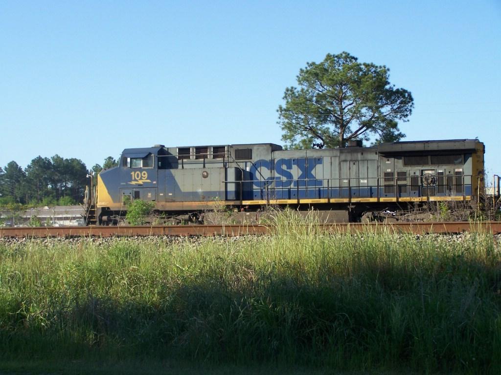 CSX 109