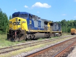 CSX 354, Sits out on Sunday