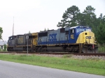 CSX 707 Sundays' Rest
