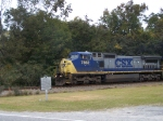 CSX 7882 in the Lowcountry