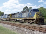 CSX 86 Awaits Work