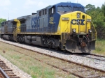 CSX 390, CSX 517