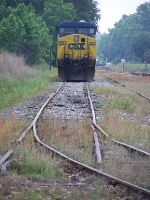 Track issues and CSX 517