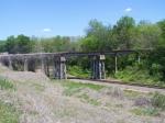 Abandoned Trestle near Magnolia Street Station