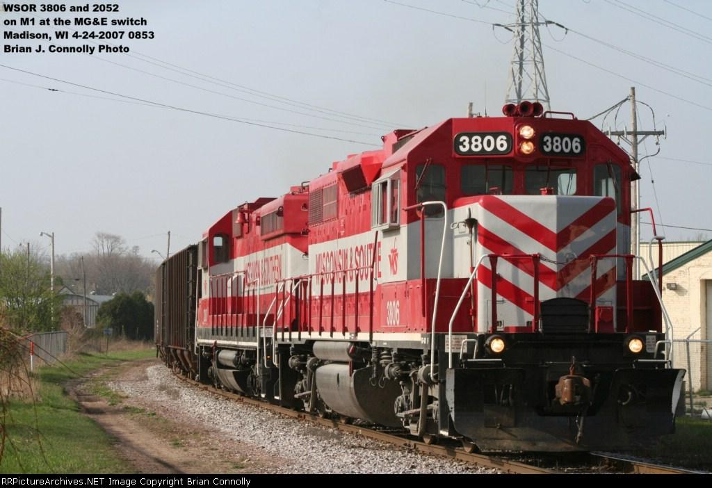 WSOR 3806