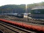 Early Morning In Dover Yard