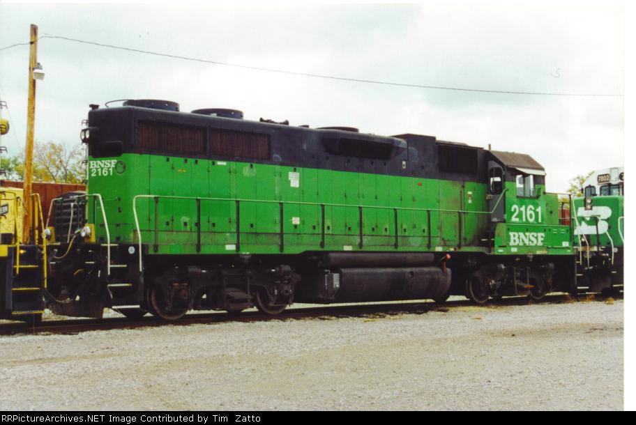 BNSF 2161