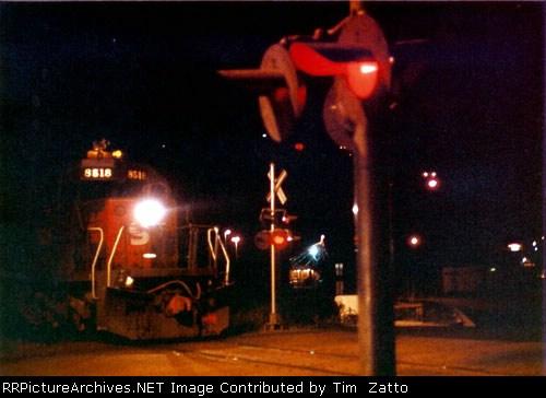 SP 8518 @ Long Beach Mississippi '93
