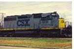 CSX 8436