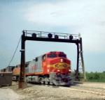 BNSF 750 East