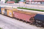 Conrail hopper