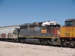 UP 1400 #6 power in an EB manifest at 11:46am