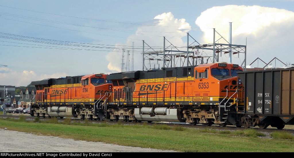 BNSF 6353