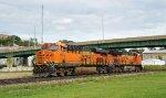 BNSF 6582