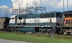 BNSF 9681