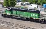 BNSF 6332