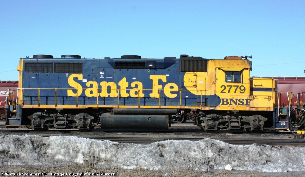 BNSF 2779