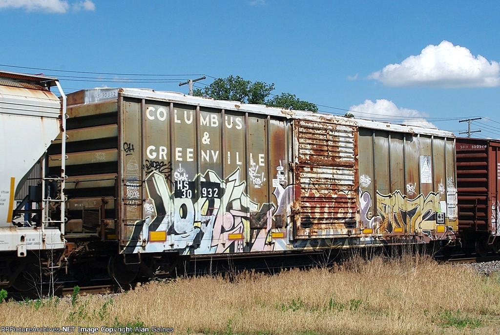HS Box Car 30932
