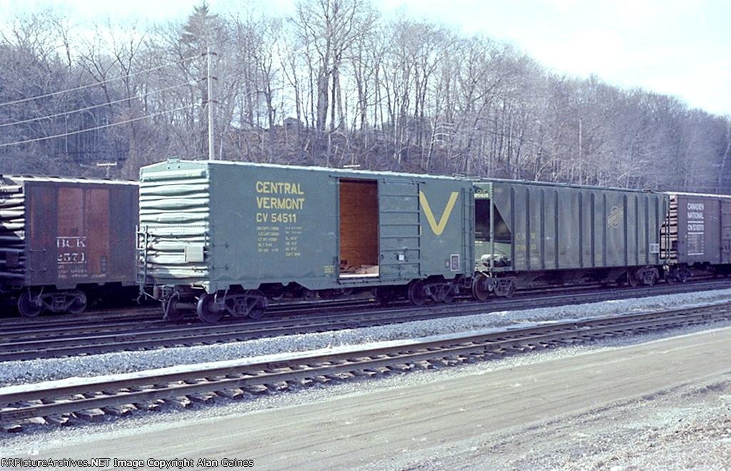 CV Box Car 54511