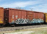 KCS Box Car 13861