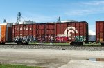 CR Box Car 223071