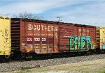 SOU Box Car 523231