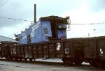 CR Transfer Caboose 18467