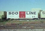 SOO LINE Box Car 16042