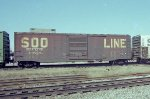 SOO LINE Box Car 177028