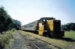 Florida Gulf Coast Railroad (FGCX) GE 44 Ton Diesel Locomotive No. 100