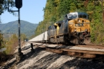 coal loads south bound at sevier