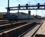 CSX meets Amtrak