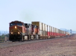 Trio of BNSF C44-9Ws