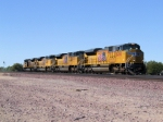 SD70ACe Lite-Power Shuttle to Yermo Yard