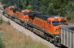 DPU set for SB coal train