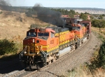 BNSF 4922 heading for the shop?