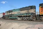 BNSF 9487 on SB coal