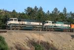 Part of DPU set of SB coal train