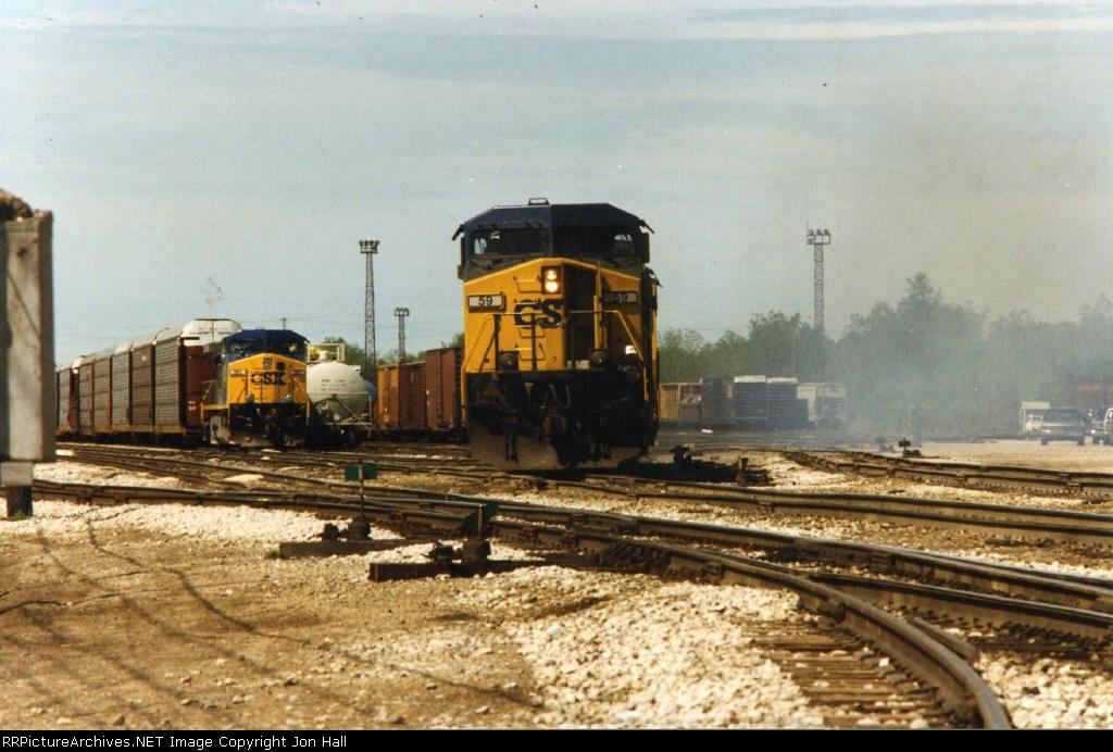 CSX 59 & 161