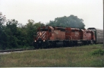 CP 5688 & 5480 with another SD40-2