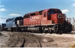 CP 5843 & EMDX 196