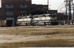 Still nearly new BNSF 9753 & 9726
