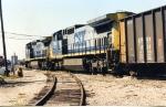 CSX 7681 & 7702