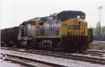 CSX 34 & 8203