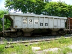 Old Conrail Ballast Hopper