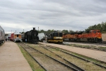 New and old at Depot Daze