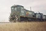 CSX 1240, Radnor Yard