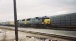 CSX 8509, Radnor Yard
