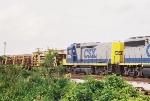 CSX 2226, Radnor Yard