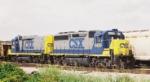 CSX 6409, Radnor Yard